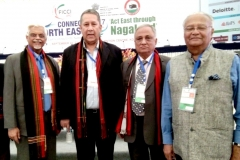 On the occasion of 'Connect North Summit of FICCI' on 23rd Septeber, 2017, at Kohima