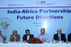 PSM Chairing the Session on Sectoral Perspective during India-Africa Partnership: Future Directions, on Tuesday, 20th October at New Delhi
