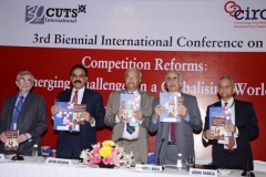 "On the Occasion of 3rd Biennial International Conference on ""Competition Reforms: Emerging Challenges in a Globalising World "" at New Delhi, on November 18-19,2013"