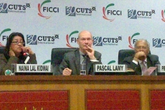"On the occasion of Special Address by WTO Director General Pascal Lamy, on ""WTO and Multilateral Trading System: The Way Forward to Bali Ministerial"" at New Delhi on January 29, 2013"