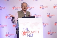 On the occasion of 'Spoke at the 4th Annual Summit of The Growth Net on 7th April at New Delhi'